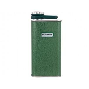 Фляжка STANLEY 0.23L Classic Pocket Flask (зеленая) /10-00837-126/