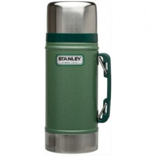 Термос STANLEY 0.7L  Legendary Classic Food Flask (зеленый) /10-01229-020/
