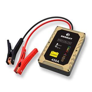 Автомобильное пуско-зарядное устройство BERKUT SPECIALIST JSC-450