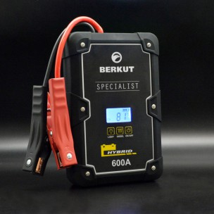 Автомобильное пуско-зарядное устройство в кейсе BERKUT SPECIALIST JSC-600С